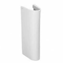 Semipiedestal, alb alpin, Architectura