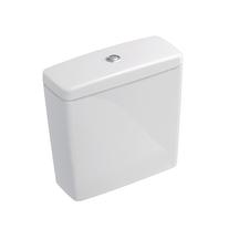 Rezervor monobloc pentru vas WC compact, alb alpin, Architectura
