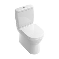 Vas WC stativ Villeroy & Boch, O. Novo, monobloc, alb alpin
