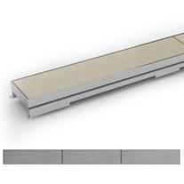 Gratar rigola Plast BRNO, Klasik, 700mm, faiantabil, partea vizibila a rigolei