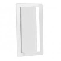Usita de revizie Haco, ASA-PVC, fara inchizator, 15 x 30 cm