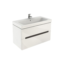 Kolo, Modo, mobilier pentru lavoar 100 cm, alb lucios