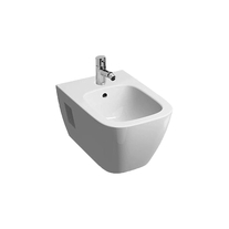 Bideu suspendat Kolo Geberit Group, Modo, alb