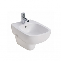 Bideu suspendat Kolo Geberit Group, Style, alb