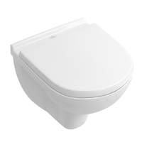 Vas WC suspendat, COMPACT, Direct Flush, alb, O.Novo