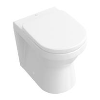 Villeroy-Boch, Architectura, vas WC stativ, rectificat, alb