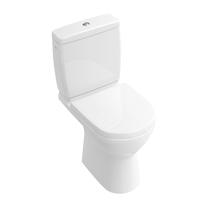 Vas WC stativ monobloc Villeroy & Boch, O.Novo, alb alpin