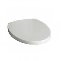 Capac vas WC Hatria, Erika Pro, cu demontare rapida, alb