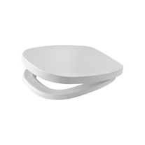Capac WC Cersanit, Facile, duroplast, alb