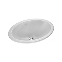 Lavoar incastrat Villeroy & Boch, Loop & Friends, 66 cm, oval, alb alpin