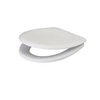 Capac WC Cersanit, Terra, din polipropilena, alb