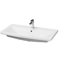 Lavoar pentru mobilier Cersanit, Como, 90 cm, alb