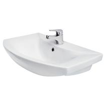Lavoar pentru mobilier Cersanit, Omega, 65 cm, alb
