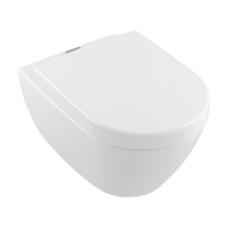 Vas WC suspendat Villeroy & Boch, Subway 2.0, direct flush, alb alpin