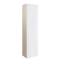 Dulap coloana Cersanit, Smart, cu o usa, 170 cm, alb