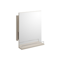 Cersanit,  Smart, oglinda extensibila cu raft, 65 cm