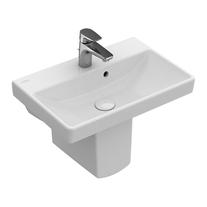 Lavoar Villeroy & Boch, Avento, dreptunghiular, compact, suspendat, 55 cm, alb alpin