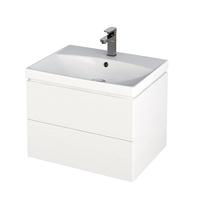 Cersanit, City, mobilier pentru lavoar, 60 cm, alb