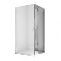 Perete lateral Sanswiss, Solino, fix, 1 element, 120 x 198 cm