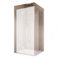 Perete lateral Sanswiss, Solino, fix,1 element, 80 x 198 cm