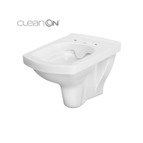 Cersanit, Easy New, vas WC suspendat, Clean On , alb