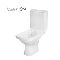 Cersanit, Easy New, set vas WC stativ, Rimless cu rezervor inclus