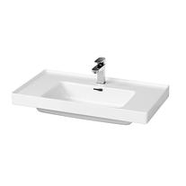 Lavoar pentru mobilier Cersanit, Crea, 80 cm, alb
