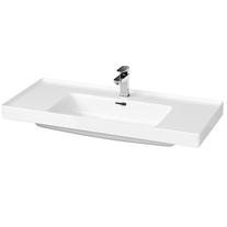 Lavoar pentru mobilier,Cersanit, Crea, 100 cm, alb