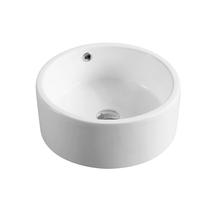 Lavoar pe blat Fluminia, Toro New, alb, 41.5 x 41.5 cm