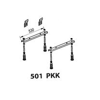 Kolpasan, 501 PKK, picioare pentru cazile Bell, Evelin, Elektra, Tamia