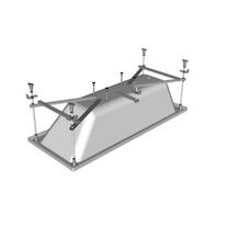 Cadru de rigidizare Kolpasan, pentru cazile Bell, Elektra, 180-200 cm
