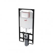 Rezervor wc incastrat Alcaplast, Sadromodul, pentru instalari uscate (in gips-carton) 8.4 cm pentru vas wc suspendat