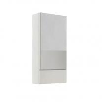 Oglinda cu dulap Kolo, Nova Pro, 50cm, alb lucios