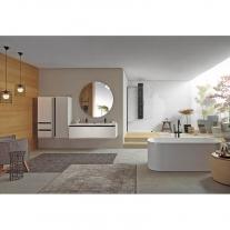 PANDORA, P 1302, WHITE, DULAP INALT CU USA, H=130CM, 514300