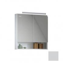 Oglinda cu dulap Kolpasan, Evelin, 65x14x70cm, gri