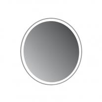 Oglinda rotunda Fluminia, Cleo, cu iluminare LED, 60 cm
