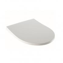 Geberit, Icon, capac wc cu soft close, 36x45 cm , duroplast