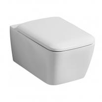 Vas wc suspendat Geberit, Icon, rectangular, rimfree, 35x54 cm
