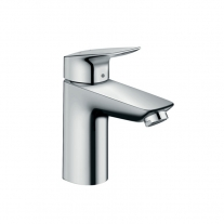Baterie lavoar Hansgrohe, Logis 100, crom