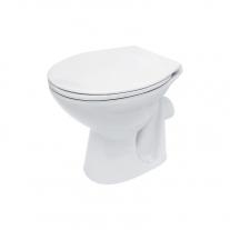 PRESIDENT, ALB, VAS WC, IESIRE LATERALA, P10 (RC) CU LOGO, K08-014-EX1
