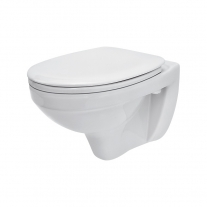 Vas WC Cersanit, Terra, suspendat, alb