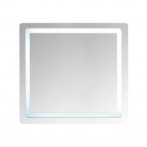 Oglinda Fluminia, dreptunghiulara cu led, 80 cm
