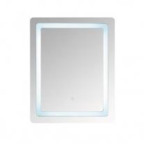 Oglinda Fluminia, dreptunghiulara cu led, 60 cm
