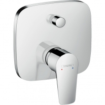 Baterie cada dus, Hansgrohe, Talis Select E, Crom