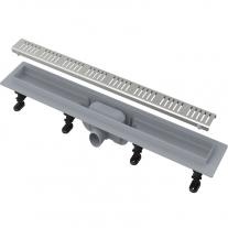 RIGOLA SIMPLE 550MM + GRATAR INOX MAT, APZ10-550M