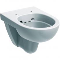 Vas wc suspendat Geberit, Selnova, rimfree, alb