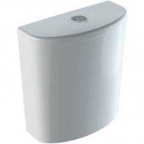 Rezervor vas WC, Geberit, Selnova, alb