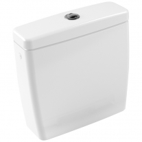 Rezervor vas WC, Villeroy & Boch, Avento, alb