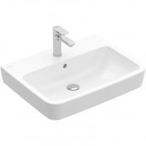 Lavoar suspendat, Villeroy & Boch, O.Novo, 65 cm, alb alpin