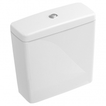 Rezervor vas WC, Villeroy & Boch, O.Novo, alb